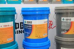 中国重汽 燃气机油 15W-40 18L