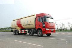 一汽解放 J6P 390马力 8X4 粉粒物料运输车(CA5310GFLP66K24L7T4E4)