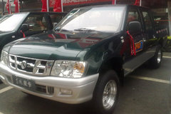 东风 信天游 103马力 2.8L柴油 双排皮卡 卡车图片