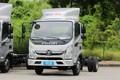 福田 奥铃速运 131马力 4.14米单排厢式轻卡(BJ5045XXY-F2)图片