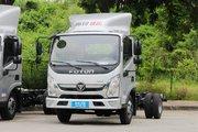 福田 奥铃速运 131马力 4.14米单排厢式轻卡(BJ5045XXY-F2)
