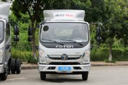福田 奥铃速运 150马力 3.8米排半厢式轻卡(BJ5048XXY-FJ)