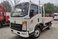 中国重汽HOWO 悍将 经典款 116马力 3.3米排半栏板轻卡
