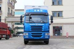 青岛解放 悍V 240马力 6X2 7.7米冷藏车(CA5250XLCP1K2L5T3E5A80)