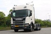 斯堪尼亚 G系列重卡 500马力 6X4牵引车(型号5G500)