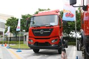 东风商用车 天锦KR 230马力 4X2 9.8米厢式载货车(国六)(DFH5180XXYE8)