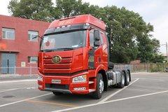 一汽解放 新J6P重卡 领航版2.0 四季款 550马力 6X4牵引车(CA4250P66K25T1A1E5) 卡车图片