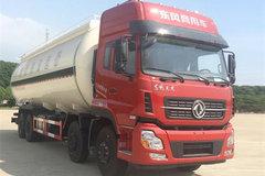 东风商用车 天龙 385马力 8X4 散装饲料运输车(百勤牌)(XBQ5310ZSLD39D)