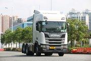 斯堪尼亚 新R系列重卡 450马力 6X2R牵引车(型号R450)