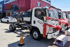 解放 虎VN 110马力 4.21米单排厢式轻卡(130冲焊桥)(全柴)(CA5040XXYP40K50L1E5A84) 卡车图片