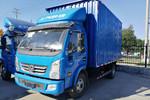 跃进 上骏X500-33 高配版 143马力 4.18米单排厢式轻卡(SH5042XXYKFDCWZ4)图片