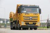 徐工 漢風(汉风)G7 350马力 8X4 自卸车(NXG3310D5WEMX)