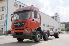 东风商用车 天锦KR 260马力 6X2 8.6米排半栏板载货车(国六)(DFH1250E)