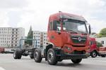 东风商用车 天锦KR重卡 292马力 6X2 9.8米载货车(高顶)(DFH1250BXV)图片