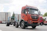 东风商用车 天锦KR重卡 245马力 6X2 7.7米载货车(DFH1250BXV)