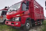 江淮 骏铃V6 170马力 4.18米单排仓栅式轻卡(带液压围板)(HFC5043CCYP91K9C2V)图片
