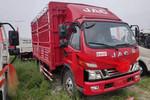 江淮 骏铃V6 156马力 4.18米单排仓栅式轻卡(HFC5043CCYP91K1C2V-S)图片