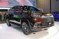 江铃 域虎9 2019款 舒享版 2.0T汽油 220马力 8挡自动 两驱 双排SUV级智能皮卡