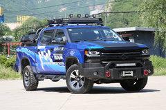 黄海 N7 2019款 北美版 运动版 2.4T柴油 129马力 四驱 手动 双排改装炫酷蓝皮卡 卡车图片