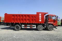 东风商用车 天锦中卡 220马力 6X2 5.2米自卸车(薄顶)(DFH3250BX9)