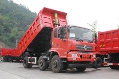 东风商用车 天锦中卡 220马力 6X2 5.2米自卸车(DFH3250BX9) 卡车图片