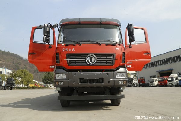 降价促销东风天龙KC自卸车仅售30.54万