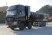 东风商用车 天龙KC重卡 350马力 8X4 7.3米自卸车(高顶)(5.26速比)(DFH3310A7)