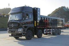 东风商用车 天龙KC重卡 385马力 8X4 7.6米自卸车(9T前桥)(DFH3310A7) 卡车图片