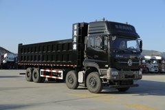 东风商用车 天龙KC重卡 350马力 8X4 7.2米自卸车(2050轴距)(DFH3310A3) 卡车图片