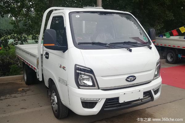 唐骏欧铃 V5系列 129马力 3.61米单排栏板轻卡(国六)(ZB1030VDD2L)