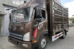 解放 虎VH 160马力 4.16米单排仓栅式轻卡(CA5040CCYP40K59L2E5A84) 卡车图片