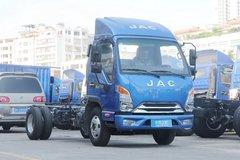 江淮 康铃J3窄体 115马力 4.18米单排栏板轻卡(HFC1045P92K1C2V-1) 卡车图片