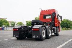 青岛解放 悍V重卡 430马力 6X4牵引车(CA4258P1K2T1E5A80) 卡车图片