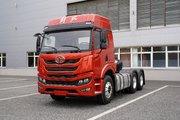 青岛解放 悍V重卡 2.0版 420马力 6X4牵引车(高顶)(CA4258P1K2T1E5A80)