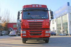 青岛解放 悍V 260马力 8X2 9.5米杂项危险物品厢式运输车(CA5310XZWP1K2L7T10E5A80)