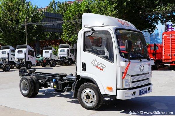 虎VR载货车火热促销中 让利高达8800元