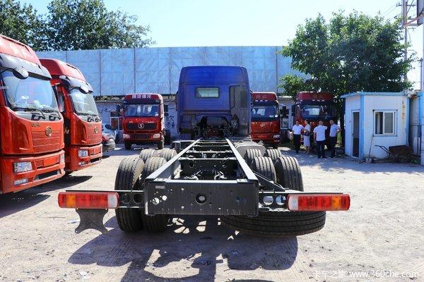 降价促销欧曼EST载货车仅售27.47万元