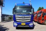 福田 欧曼EST 6系重卡 寒区版 400马力 8X4 9.6米栏板载货车(BJ1319VNPKJ-AA)