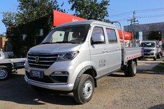 金杯 T52 2019款 创富型 1.5L 102马力 汽油 3米双排栏板微卡(国六)(JKC1030SS6HL) 卡车图片