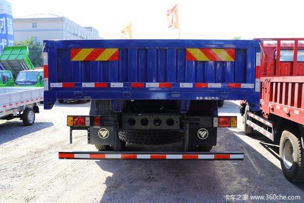 降价促销福田瑞沃Q5载货车仅售14.58万