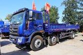 福田 瑞沃Q5 220马力 6X2 6.8米栏板载货车(BJ1255VNPHE-FD)