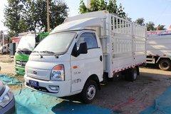 凯马 锐航X1 1.5L 113马力 3.92米单排仓栅微卡(国六)(KMC5031CCYQ318D6) 卡车图片