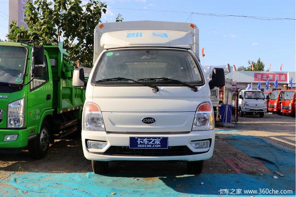 锐航x1国六载货车火热促销中 让利高达0.3万