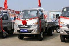 北汽黑豹 兴运G6 1.5L 116马力 汽油 3.06米单排栏板微卡(国六)(BJ1036D30KS)