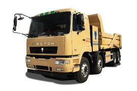 博雷顿 31T 8X4 9.52米排半纯电动自卸车深圳版本