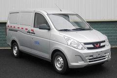 五菱 荣光V 2019款 实用型 99马力 1.5L厢式运输车(国六)图片