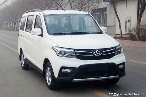 长安 欧诺S 2019款 基本型 107马力 1.5L 5座面包车(国五)