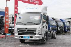 福田 时代领航 143马力 4.2米单排栏板轻卡(万里扬6挡)(BJ1043V9JBA-BG) 卡车图片
