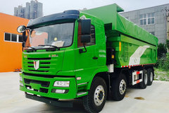 联合卡车 E300重卡 300马力 8X4 6.8米自卸车(QCC3312D656N) 卡车图片