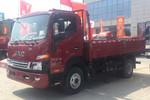 江淮 骏铃V8 170马力 4X2 5.48米单排栏板轻卡(HFC1118P61K1D7S)图片